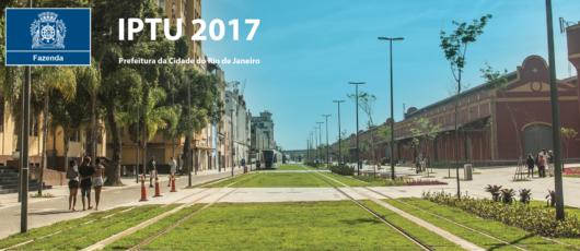 banner IPTU 2017