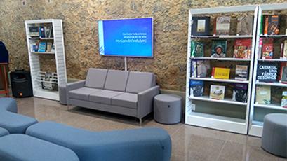 Bibliotecas da Cultura ganham estrutura que valoriza e qualifica suas atividades