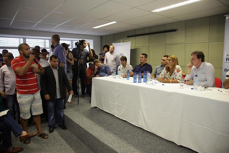 Crivella se reúne com moradores de Santa Cruz, Paciência e Sepetiba