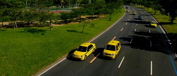 SMTR informa que não haverá reajuste na tarifa dos táxis neste ano