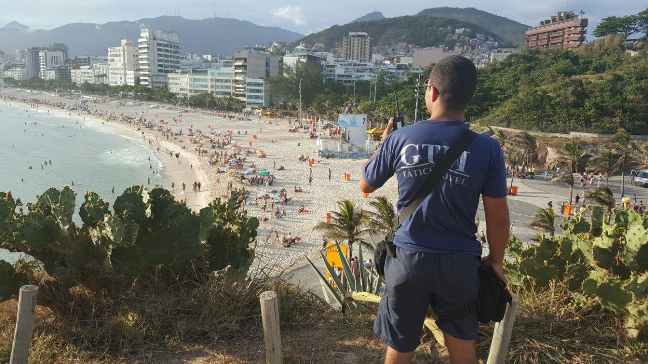 Guarda Municipal registrou mais de cinco mil ocorrências em seis meses da Operação Verão