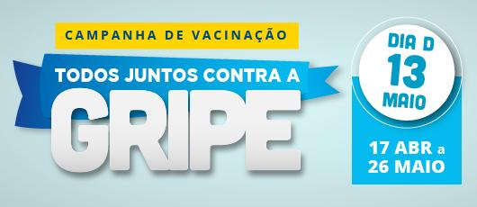 Campanha Vacinação Gripe 2017