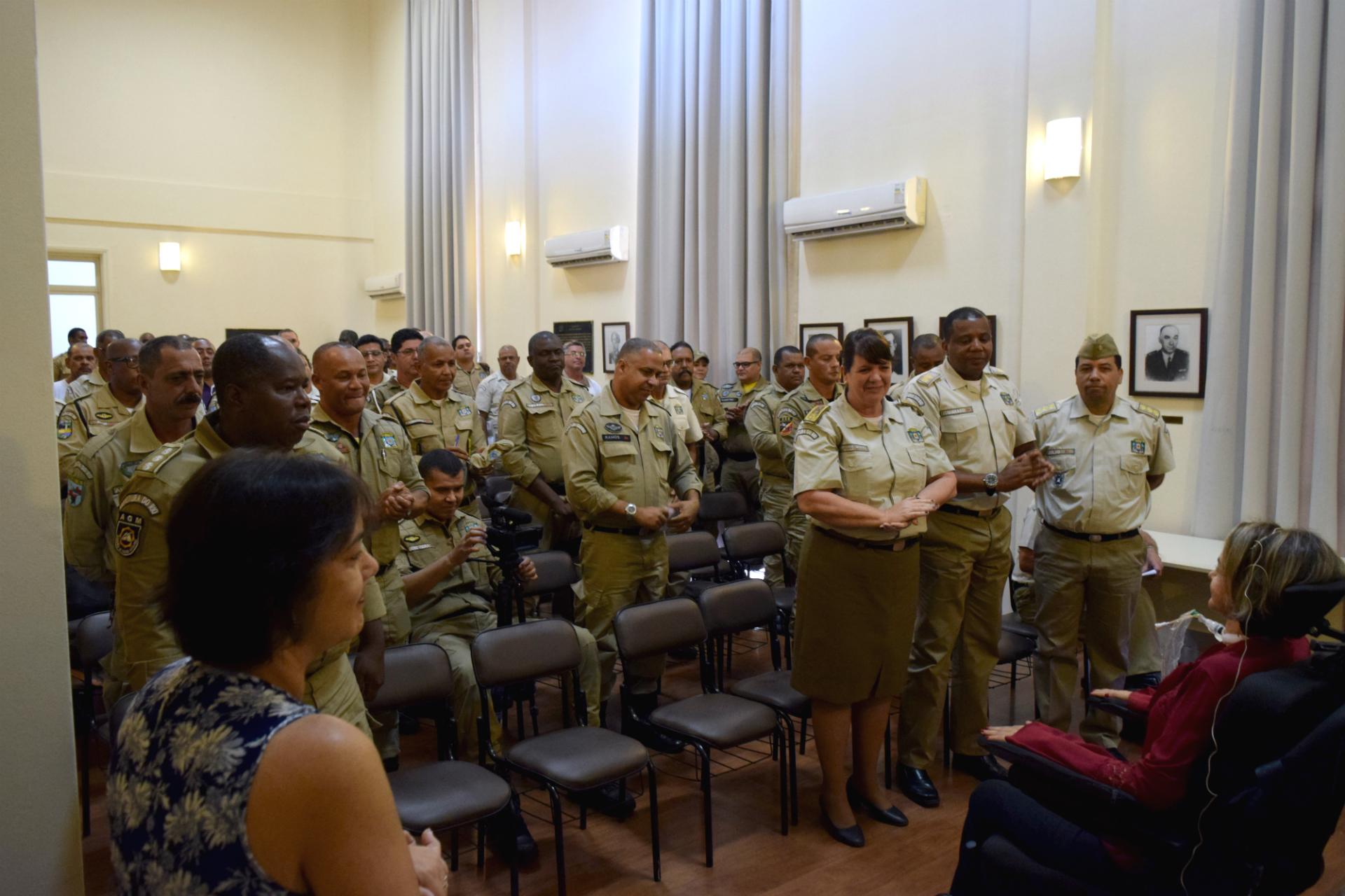 Guarda Municipal inicia curso de atualização de trânsito para 700 guardas municipais