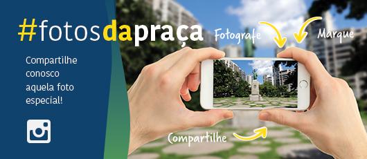 Banner Fotos da Praça