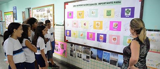 Prefeitura conta com 10 escolas bilíngues na rede municipal de ensino