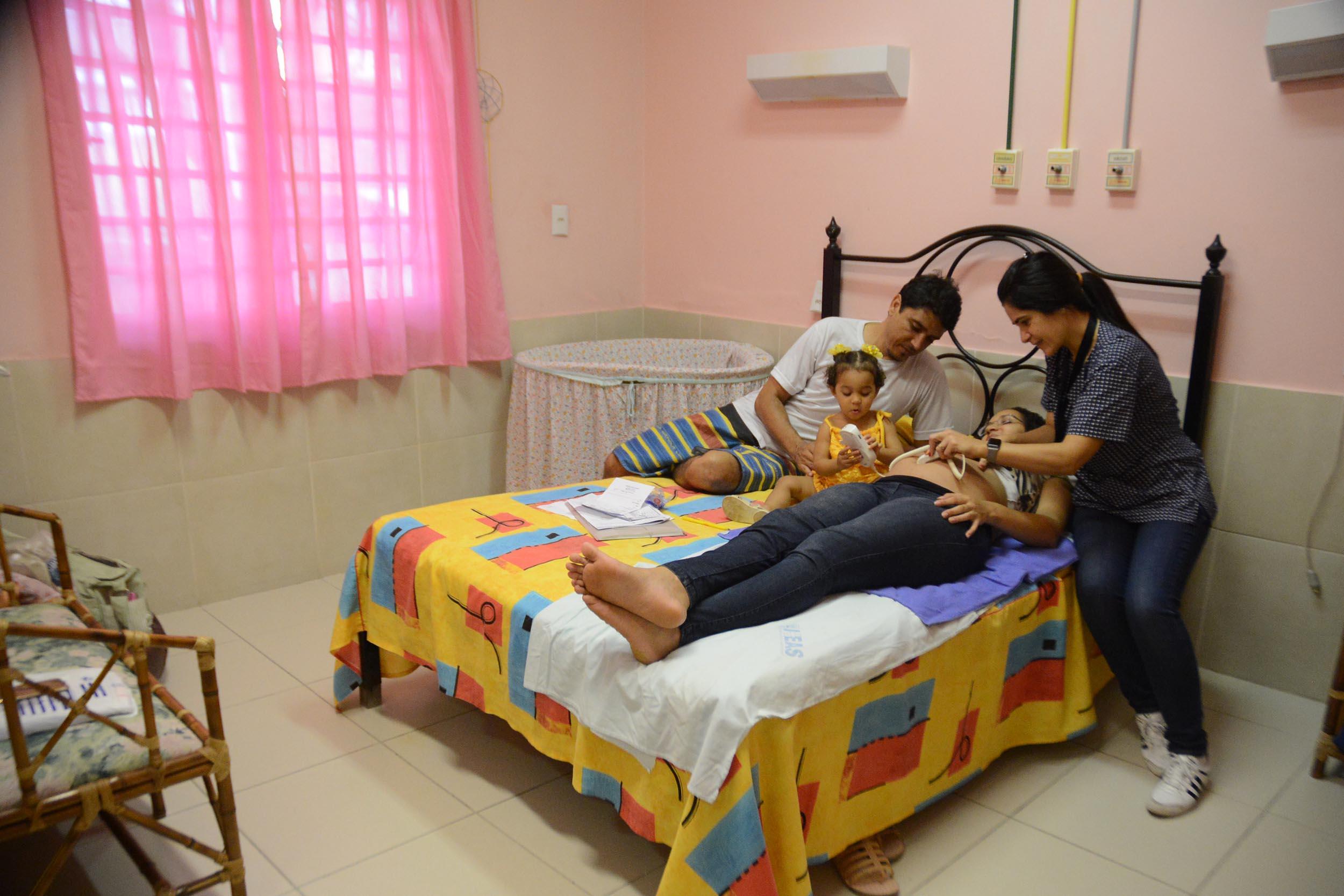 Com um ambiente acolhedor e familiar, Casa de Parto já realizou mais de 65 nascimentos esse ano