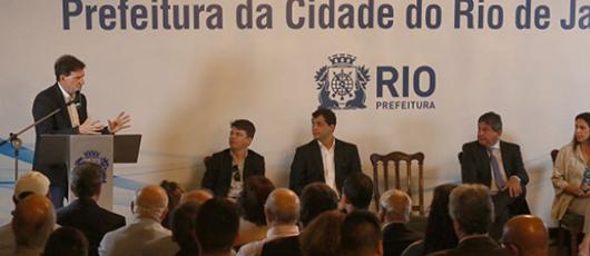 Prefeitura lança operação urbana para requalificação de Rio das Pedras