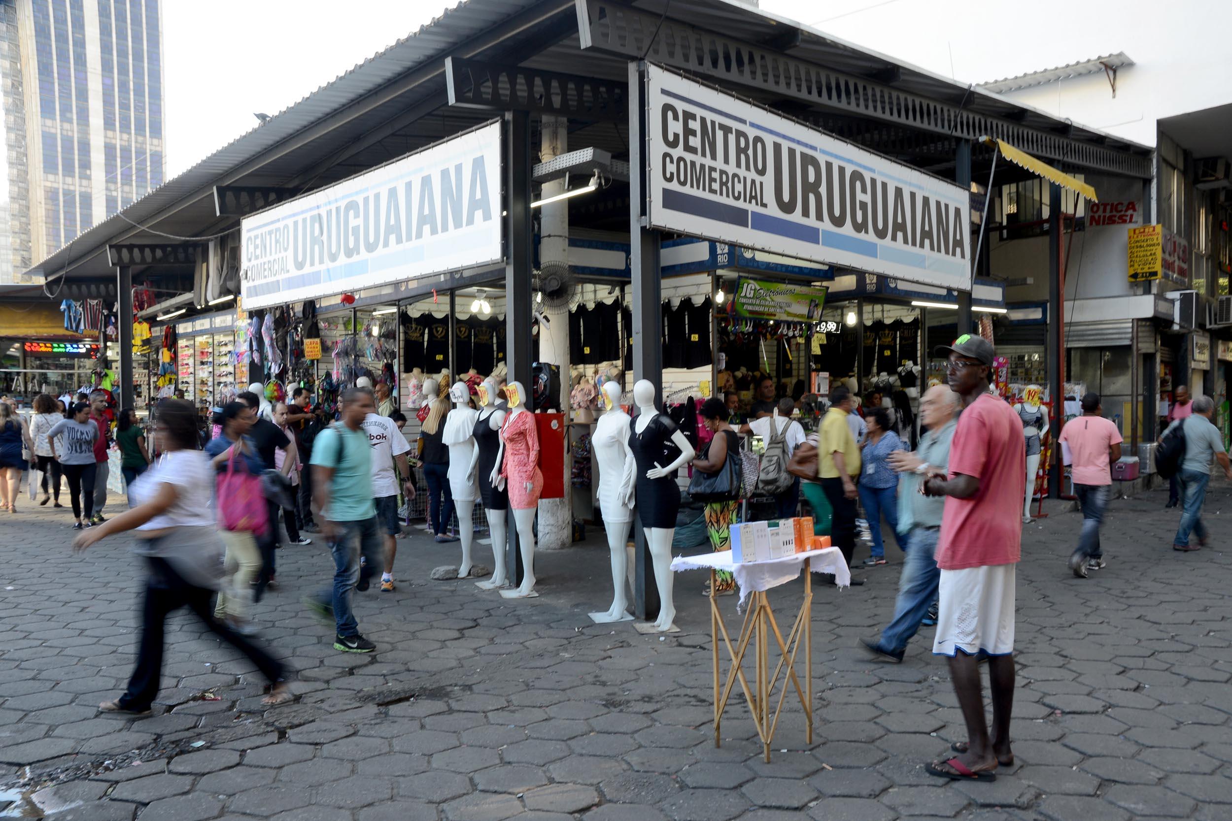 Mercado da Uruguaiana terá posto de fiscalização 24h e videomonitoramento
