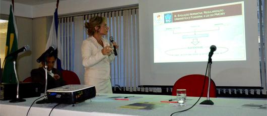 PGM promove seminário sobre regularização fundiária
