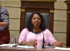 Secretária de Cultura apresenta Plano Estratégico na Câmara dos Vereadores