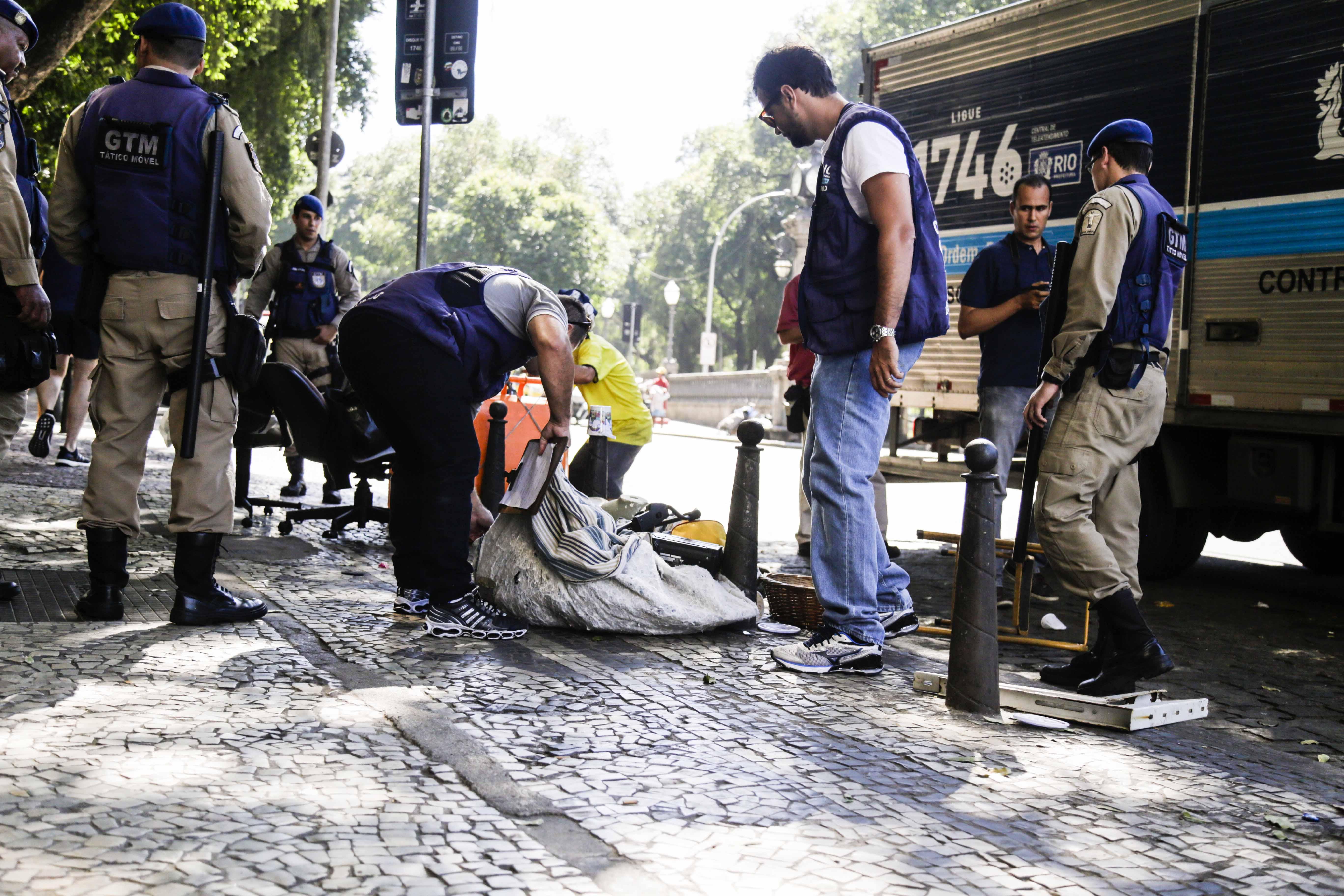 Prefeitura do Rio inicia macrofunção de ordenamento e gestão de espaços públicos