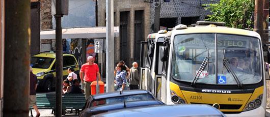 Justiça acolhe pedido da PGM e suspende aumento de tarifa de ônibus.