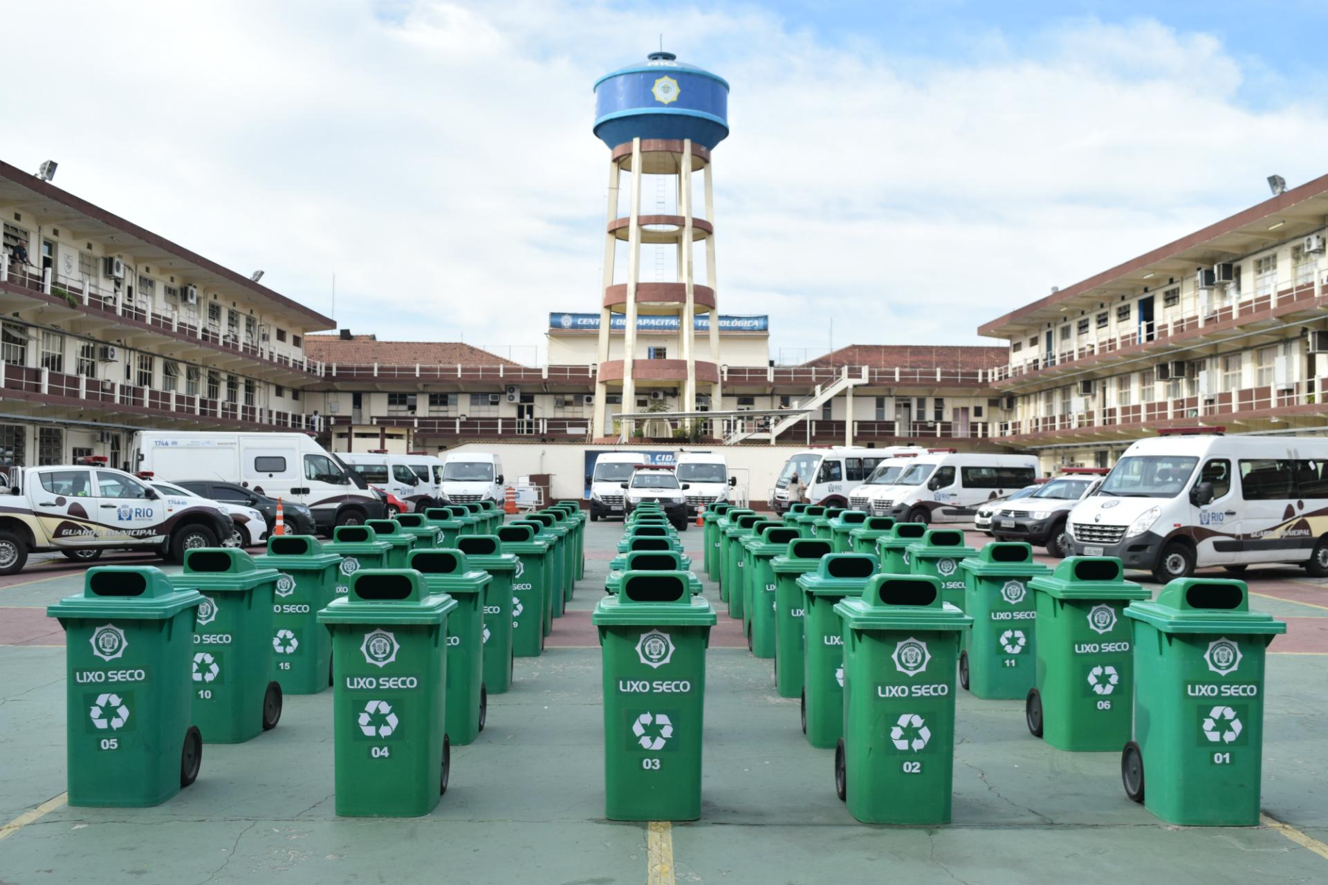 GM-Rio inicia programa de sustentabilidade com diversas ações que visam conscientizar funcionários