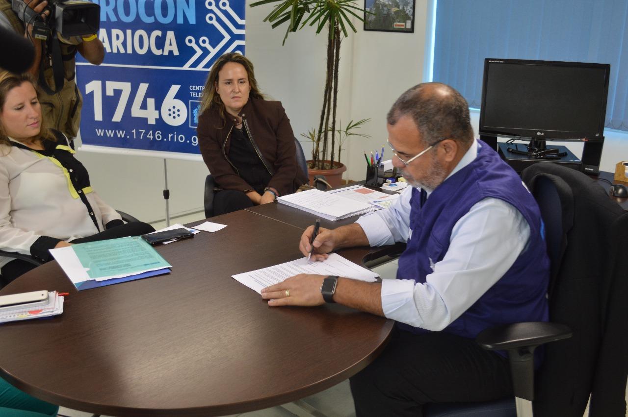 Rio 2016 e Procon Carioca assinam termo para reembolso de ingressos a mais de 6 mil pessoas