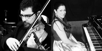 No Planetário, Duo Fantini apresenta um concerto carioca para viola e piano
