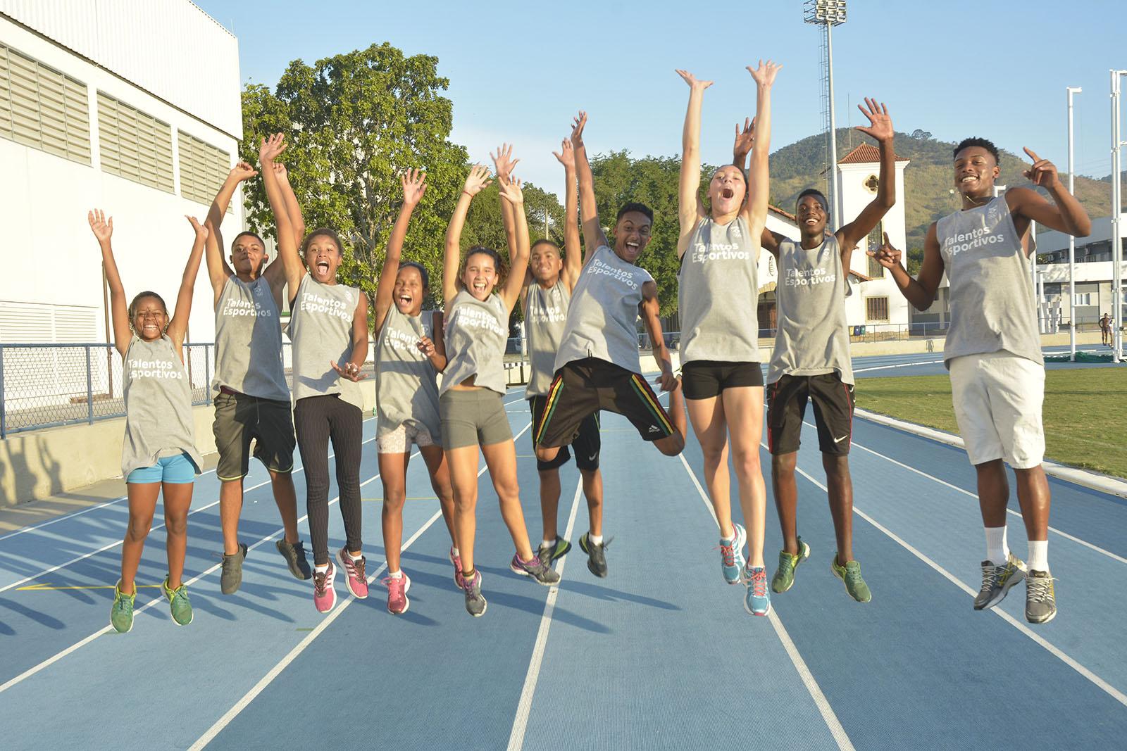 Jogos Estudantis vão reunir 1.600 alunos da rede municipal no Engenhão