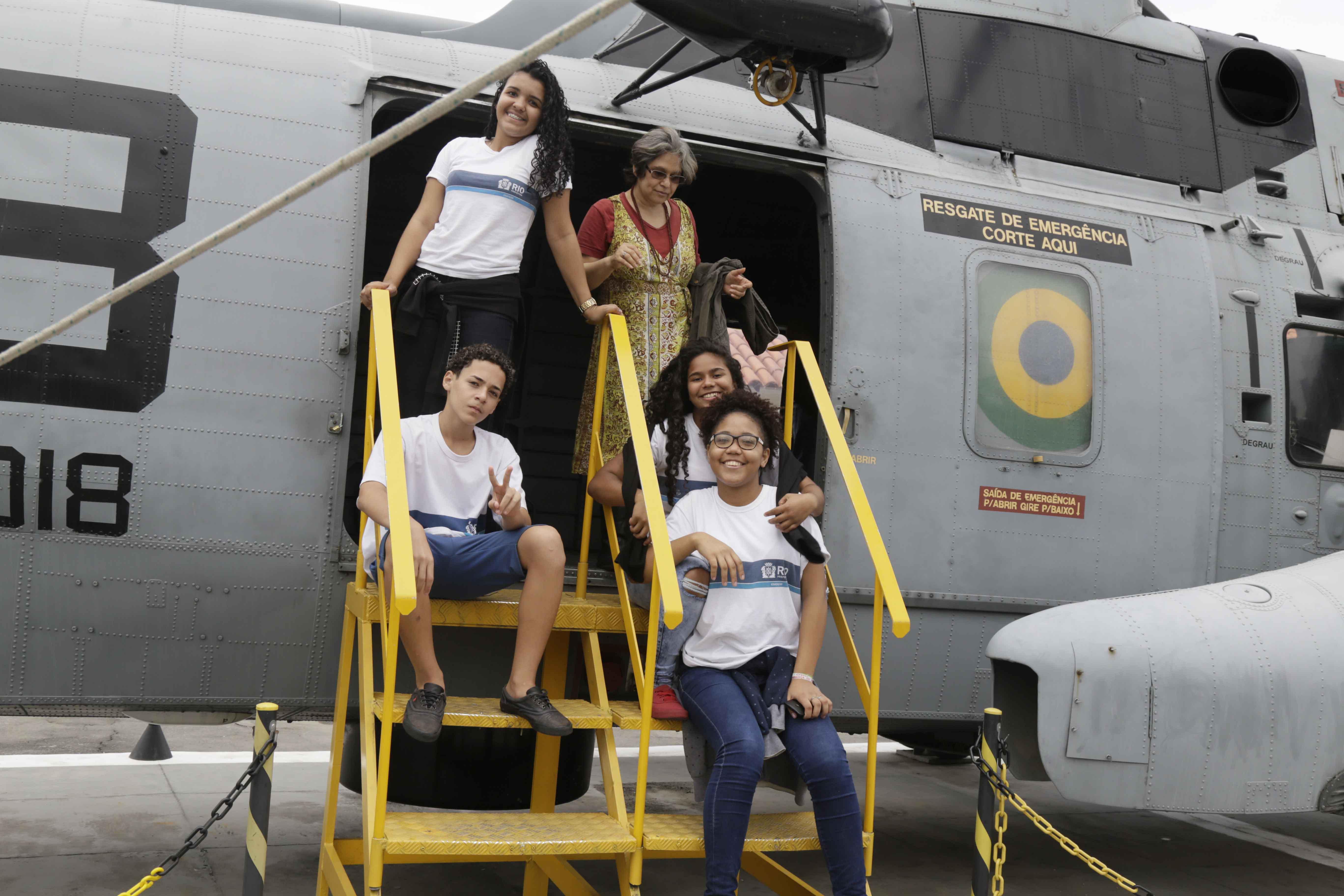Prefeitura do Rio retoma programa de cidadania para alunos da rede municipal
