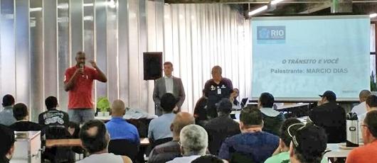 CET Rio participa da Semana Interna de Prevenção de Acidentes de Trabalho