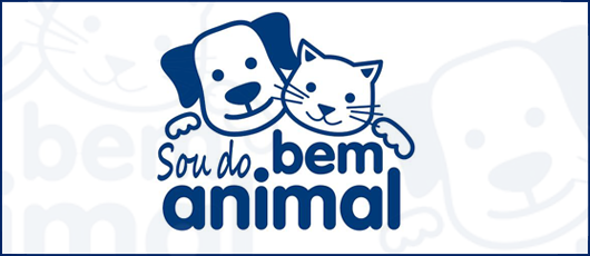 Conheça o primeiro selo social para a causa animal: Sou do Bem Animal.