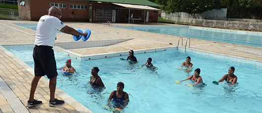 Vila Olímpica do Mato Alto é reinaugurada e abre inscrições para novos alunos