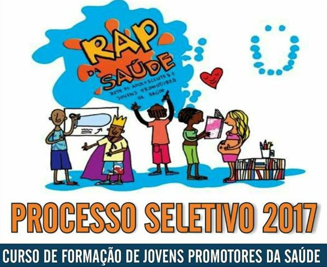 Inscrições para nova turma de jovens do Rap da Saúde