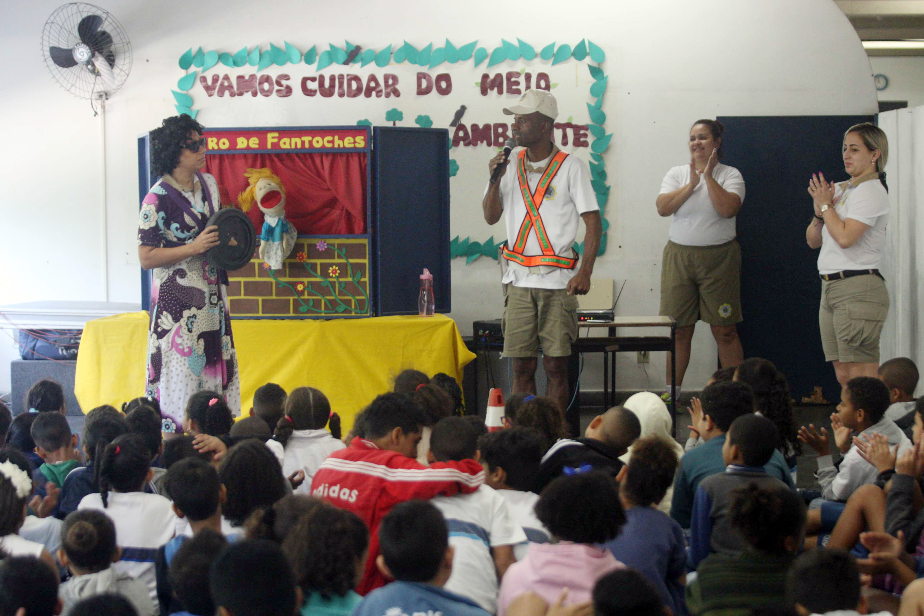 Prefeitura celebra Semana Nacional do Trânsito com ações educativas