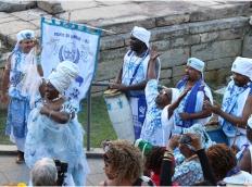 Herança africana é celebrada pelo reconhecimento do Cais do Valongo