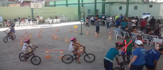 CET Rio participa de Ação Social promovida pela subprefeitura na Vila Cruzeiro