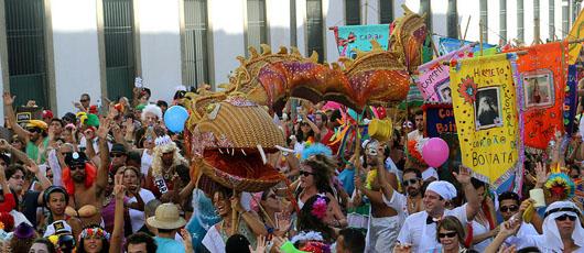 Carnaval do Rio ganha prêmio internacional