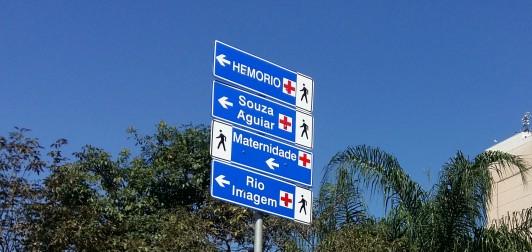 Prefeitura implanta nova sinalização para pedestres na cidade
