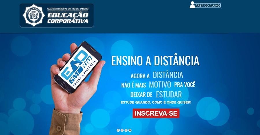Guarda Municipal lança Portal de Educação Corporativa