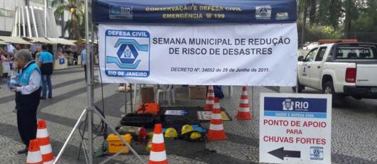 Semana Municipal de Redução de Risco de Desastres 2017
