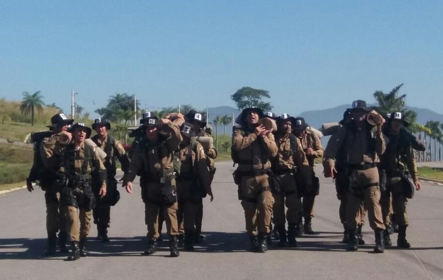 GM-Rio realiza curso de ações e táticas especiais para ingresso de novos guardas no GOE