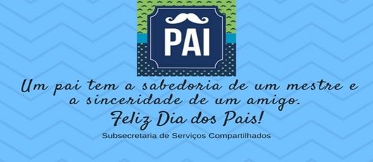 Banner dia dos pais 2017