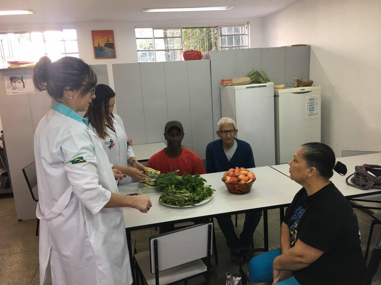 Clínica da Família melhora qualidade de vida de hipertensos e diabéticos