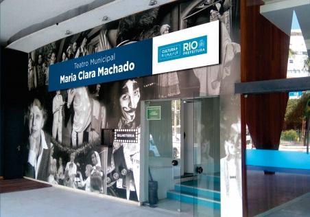 Prefeitura reabre Teatro Maria Clara Machado nesta quarta-feira