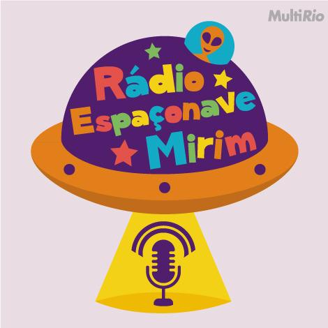 Rádio Espaçonave Mirim é destaque na Web Rádio