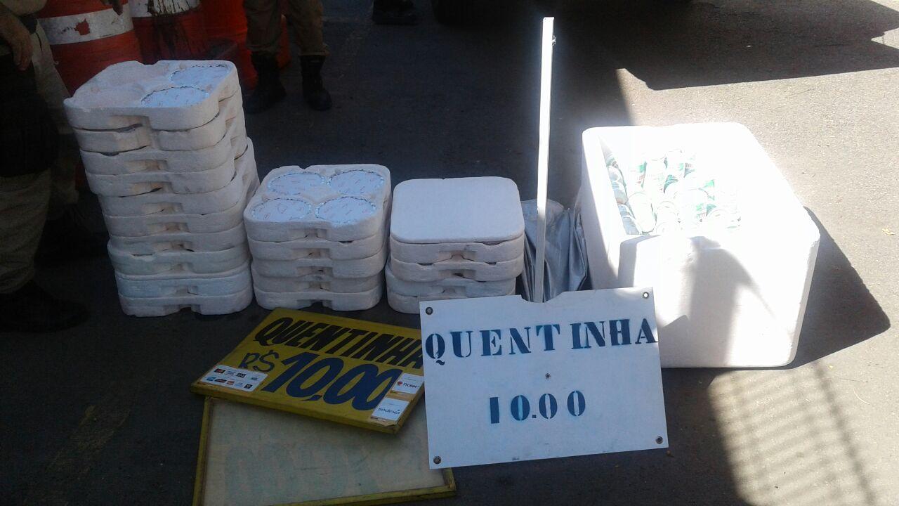 Guarda Municipal realiza ação de ordenamento urbano em Ipanema e no Leblon