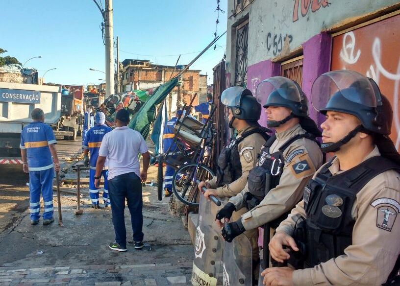 GM-Rio autua mais de 500 veículos como forma de coibir lava a jatos clandestinos na Zona Norte