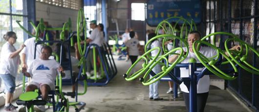 Quase 120 mil pessoas já foram atendidas pelo Programa Academia Carioca