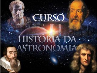 História da Astronomia é o tema do próximo curso do Planetário