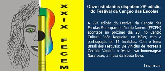 Onze estudantes disputam 29ª edição do Festival da Canção das Escolas