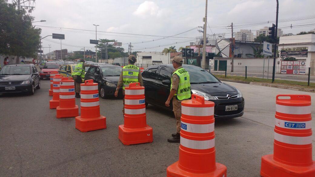 Ações de ordenamento resultaram em mais de 12 mil produtos apreendidos no Rock in Rio