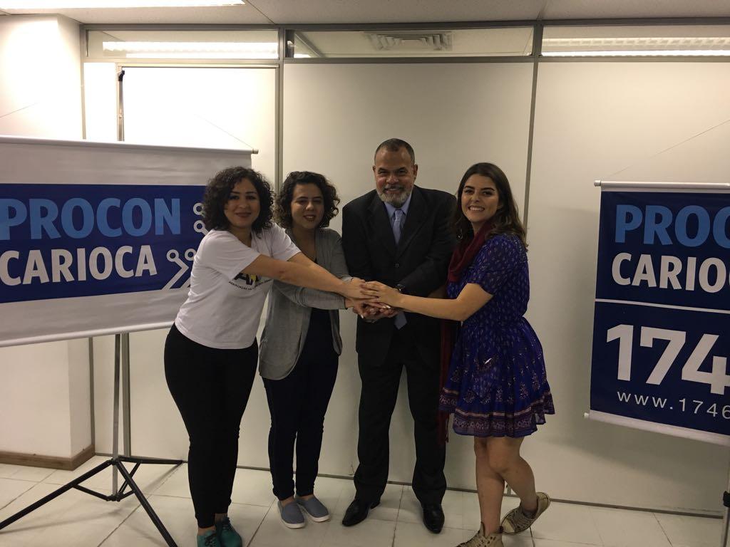 Procon Carioca assina termo de cooperação com entidades estudantis contra abusos na meia-entrada