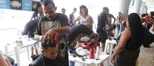 Rio em Ação atende moradores de São Cristóvão