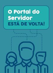 Banner lateral Portal do Servidor