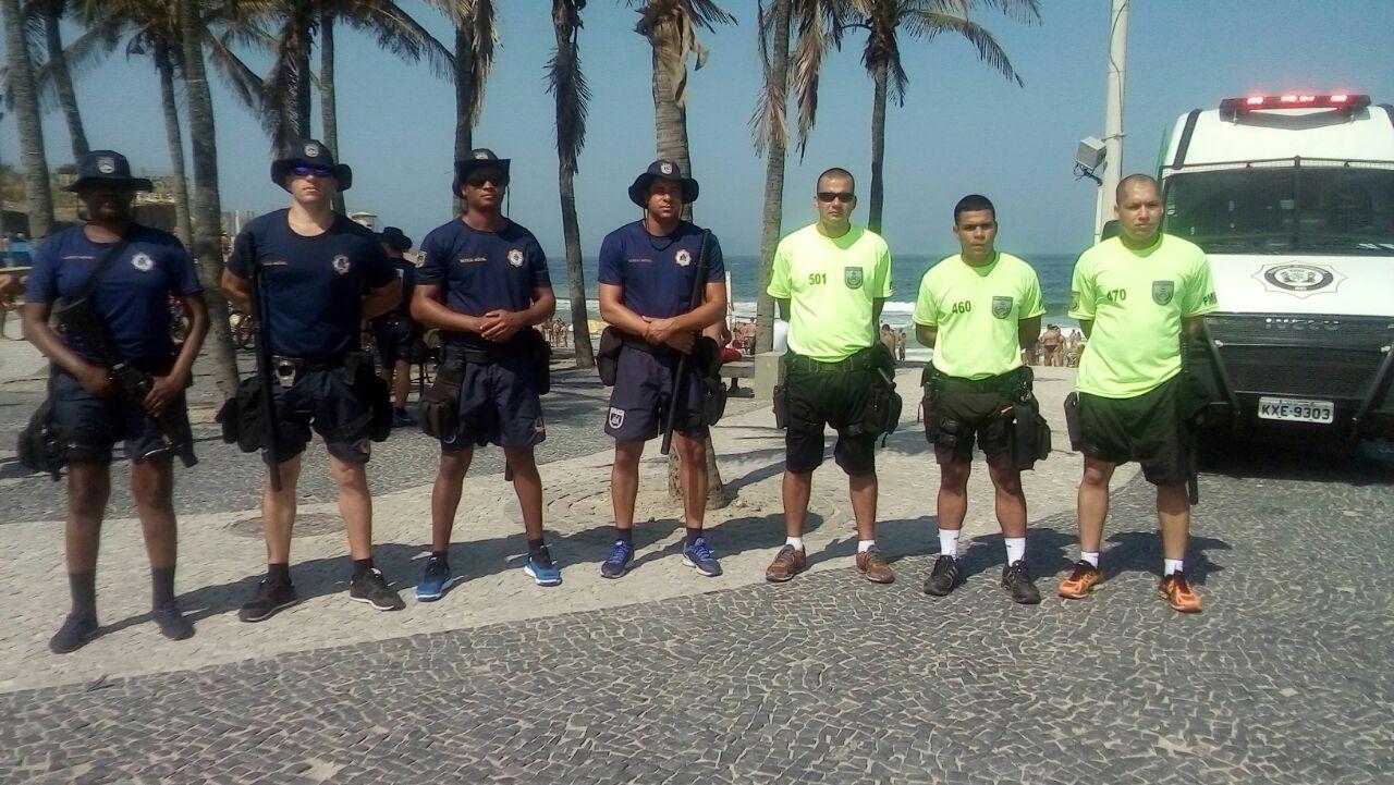 Operação Verão: Guardas municipais realizaram três prisões e multam mais de 300 veículos
