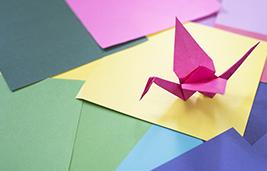 Biblioteca Popular de Irajá tem aulas gratuitas de origami