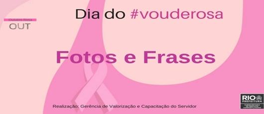 Fotos #vouderosa