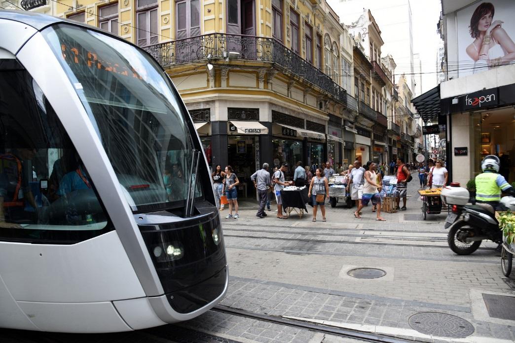 VLT Carioca inicia operação na Central do Brasil neste sábado